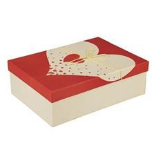جعبه کادويي طرح قلب 13