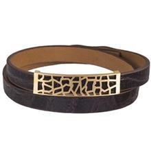دستبند طلا 18 عيار تاج درسا مدل 146