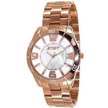 ساعت مچی عقربه ای زنانه جت ست مدل J8345R-062
