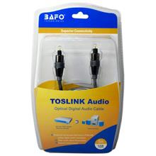 Bafo 5M Toslink Optical Digital Audio Cable