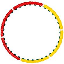 Tanzib Magic Hoop Aerobic Accessories