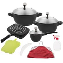 PSD 51220 Cookware Set 20 Pieces