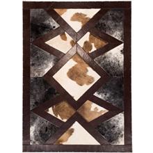 کلاژ چرم و پوست سه متری گالری سی پرشیا کد 811032