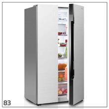 Hisense Side By Side RC-83 Refrigerator