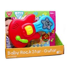 Play Go Baby Rock Star Guitar 2524 Educational Game