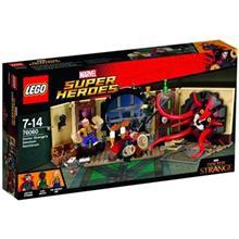 Lego Super Heroes Doctor Stranges Sanctum Sanctorum 76060