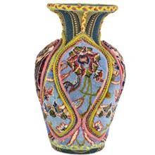 گلدان سفالی مفروش کد 116112