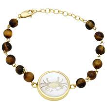 Mahak MB0116 Gold Bracelet