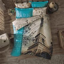 Iyi Geceler Istanbul Paris In Love  Sleep Set 1 Person 3 Pieces