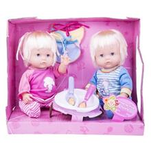 Warm Baby Twins Doll Size Medium