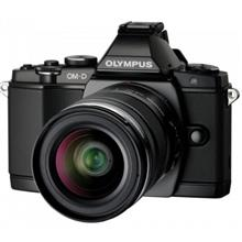 Olympus OM-D E-M5 Mirrorless with 12-50mm Lens Camera