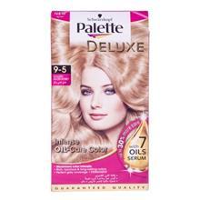 کيت رنگ مو پلت سري Deluxe مدل Golden Gloss Honey شماره 5-9