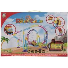 قطار بازي مدل Roller Coaster
