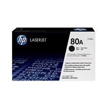 (HP Original Laserjet Toner Cartridge Black 80A (CF280A