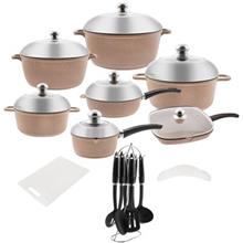 PSD 53223 Cookware Set 23 Pieces
