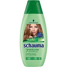 Schauma Herbal 7 Herb Shampoo For Women 400ml
