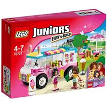 Lego Juniors Emmas Ice Cream Truck 10727