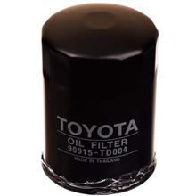 Toyota Geniune Parts 90915-TD004 Oil Filter