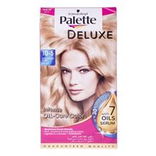 کيت رنگ مو پلت سري Deluxe مدل shiny Golden Blond شماره 5-10