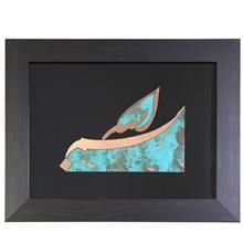 تابلو معرق مس گالری میم سین طرح بسم الله کد 189004