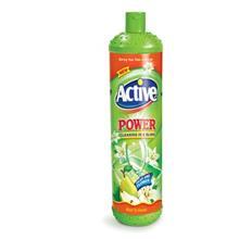 Active Slive Dishwasher Liquid Green 750ml