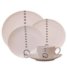Oxford Wedding 30 Pieces Dinnerware Set