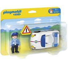 ساختني پلي موبيل مدل Police Car 6797