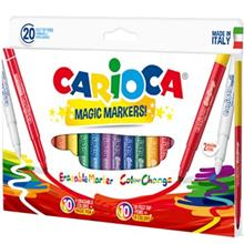 Carioca ColorChange Plus Erasable Magic Series 9 Plus 18 Plus 2 Color Painting Marker