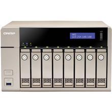 Qnap TVS-863 Plus 8G NAS - Diskless