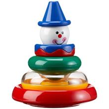 Tolo Stacking Activity Clown Educational Game