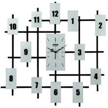 ساعت دیواری چشمه نور مدل V001
