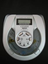 Citizen PCD-1010EE Portable CD Player