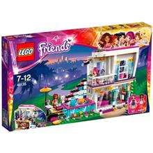 Friends Livis Pop Star House 41135 Lego