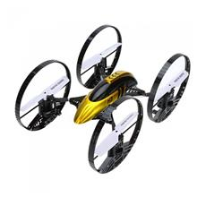 JJ R/C AIR GROUND H3 Quad Copter (GOLD)