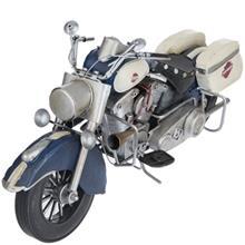 موتور دکوري مدل موتور سيکلت کلاسيک مسافرتي هارلي ديويدسون