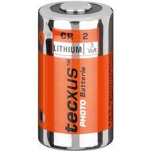 Tecxus CR2 Lithium Photo Battery