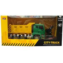 MZ City Truck Radio Control Toys Car