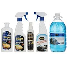 Idra 06 Car Cleaner Pack Of 9