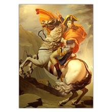 تابلوی ونسونی طرح Napoleon سایز 30x40