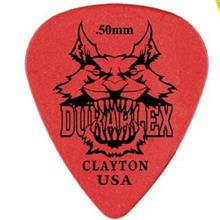 Clayton Duraplex 0.50 mm Guitar Picks