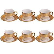 Di Vitto PZ002 Cup And Saucer - Pack Of 12