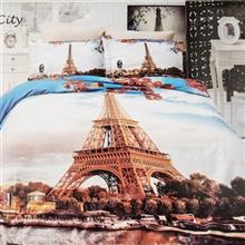 First Choice Paris City Sleep Set 2 Persons 6 Pieces