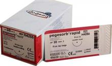 نخ جراحی ویکریل رپید 2/0 راند با سوزن 30 کد H5300 دوغسان ( Dogsan )