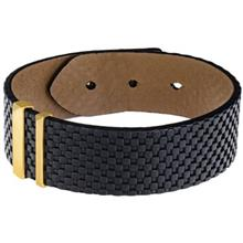 دستبند طلا 18 عيار تاج درسا مدل 2-176