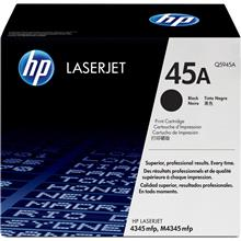 HP 45A Black Original LaserJet Toner Cartridge(Q5945A)