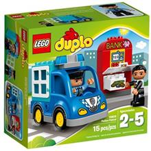 Lego Druplo Police Patrol 10809 Toys