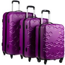 مجموعه سه عددي چمدان کاميليانت مدل Harrana