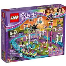 Friends Amusement Park Roller Coaster 41130 Lego