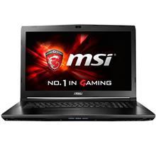 MSI GE62VR 6RF Core i7-16GB-1TB-6GB
