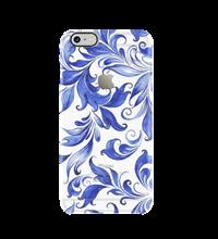Uncommon iPhone Back cover Delft Swirl Apple